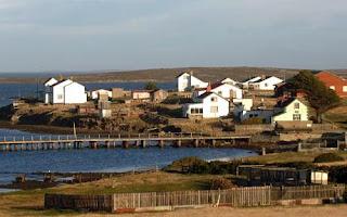 De viajeros por las Islas Malvinas o Falkland Islands 15