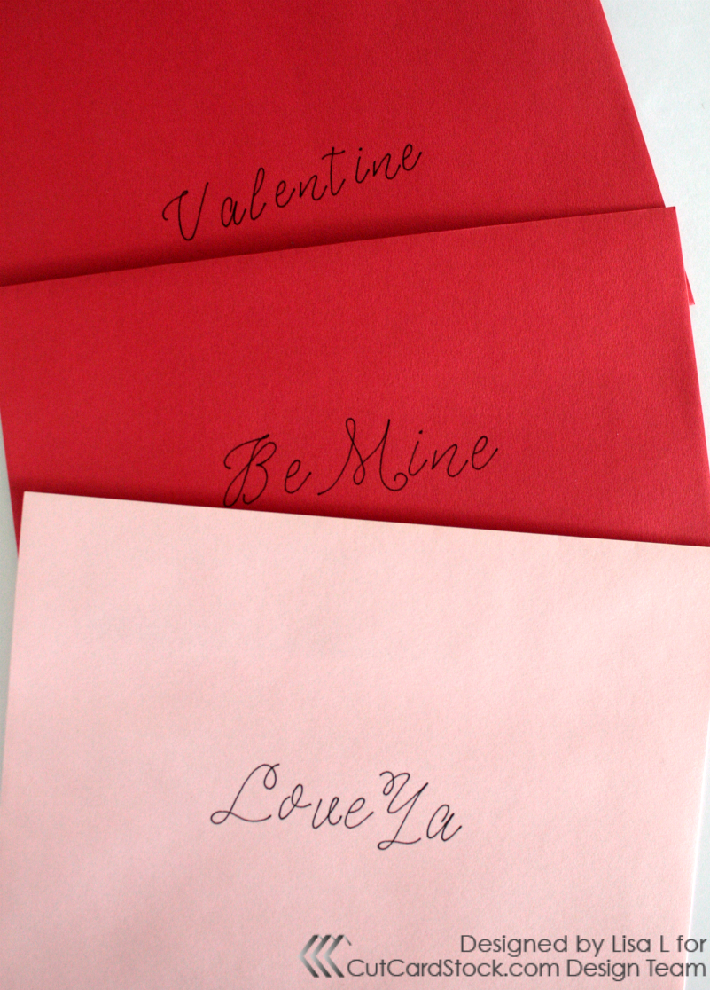 Decorating Envelopes with Your Cricut Machine – CutCardStock