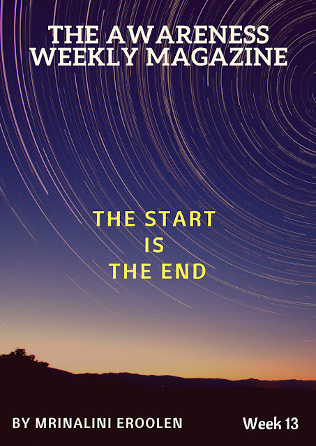 The Start Is The End