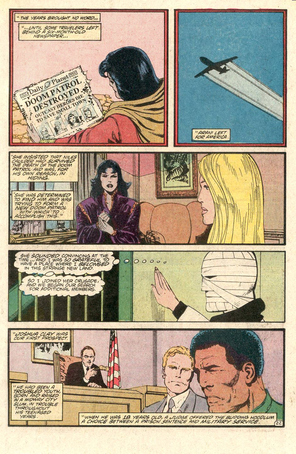 Read online Secret Origins (1986) comic -  Issue # _Annual 1 - 23