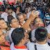 Mobil DJOSS tiba-tiba Dihentikan Sekolompok Pemuda di Medan