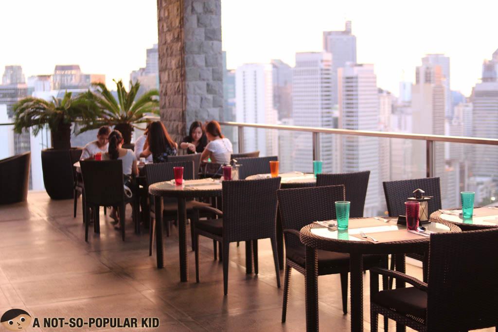 Experiencing Cocido De Espana Of City Garden Grand Hotel Makati A