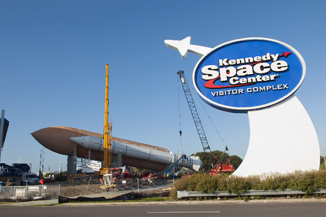 10 destaques do Kennedy Space Center em Orlando