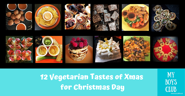 what to make for vegetarians on christmas day