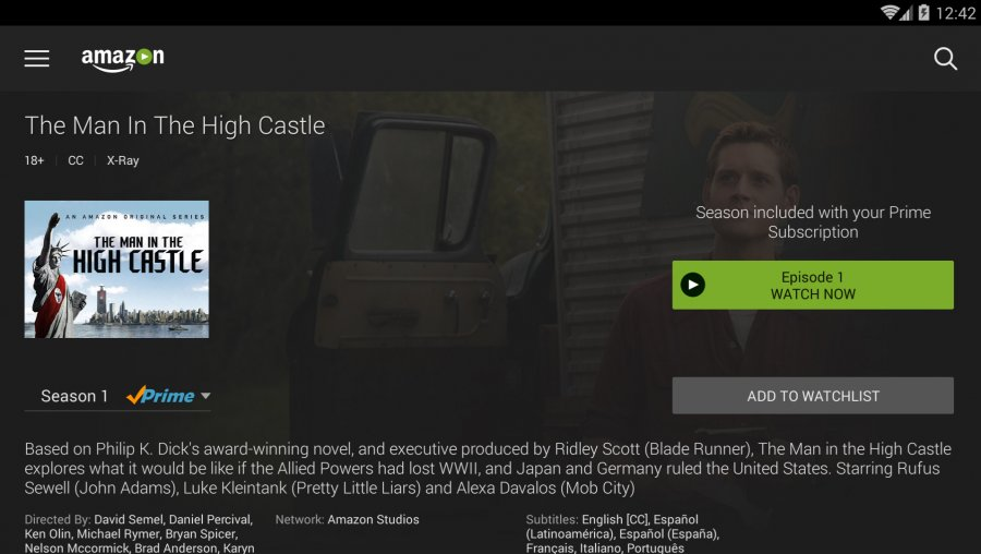 Amazon Prime Video free paid apk for Android - Download APK Apps