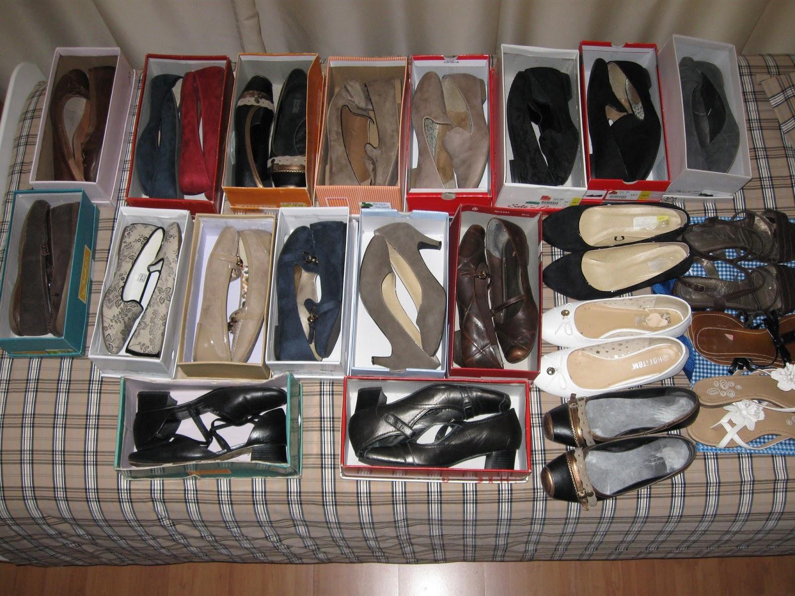 uit het leven van alledag schoenen ordenen met de konmari methode 5. Black Bedroom Furniture Sets. Home Design Ideas