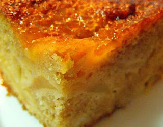 Bizcocho de Salsa de Manzana