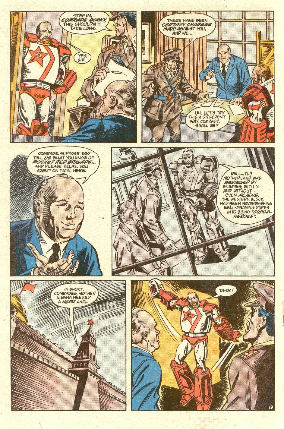 Read online Secret Origins (1986) comic -  Issue #34 - 22