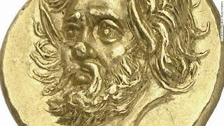Νέα Υόρκη: Τιμή-ρεκόρ σε δημοπράτηση αρχαίων ελληνικών νομισμάτων