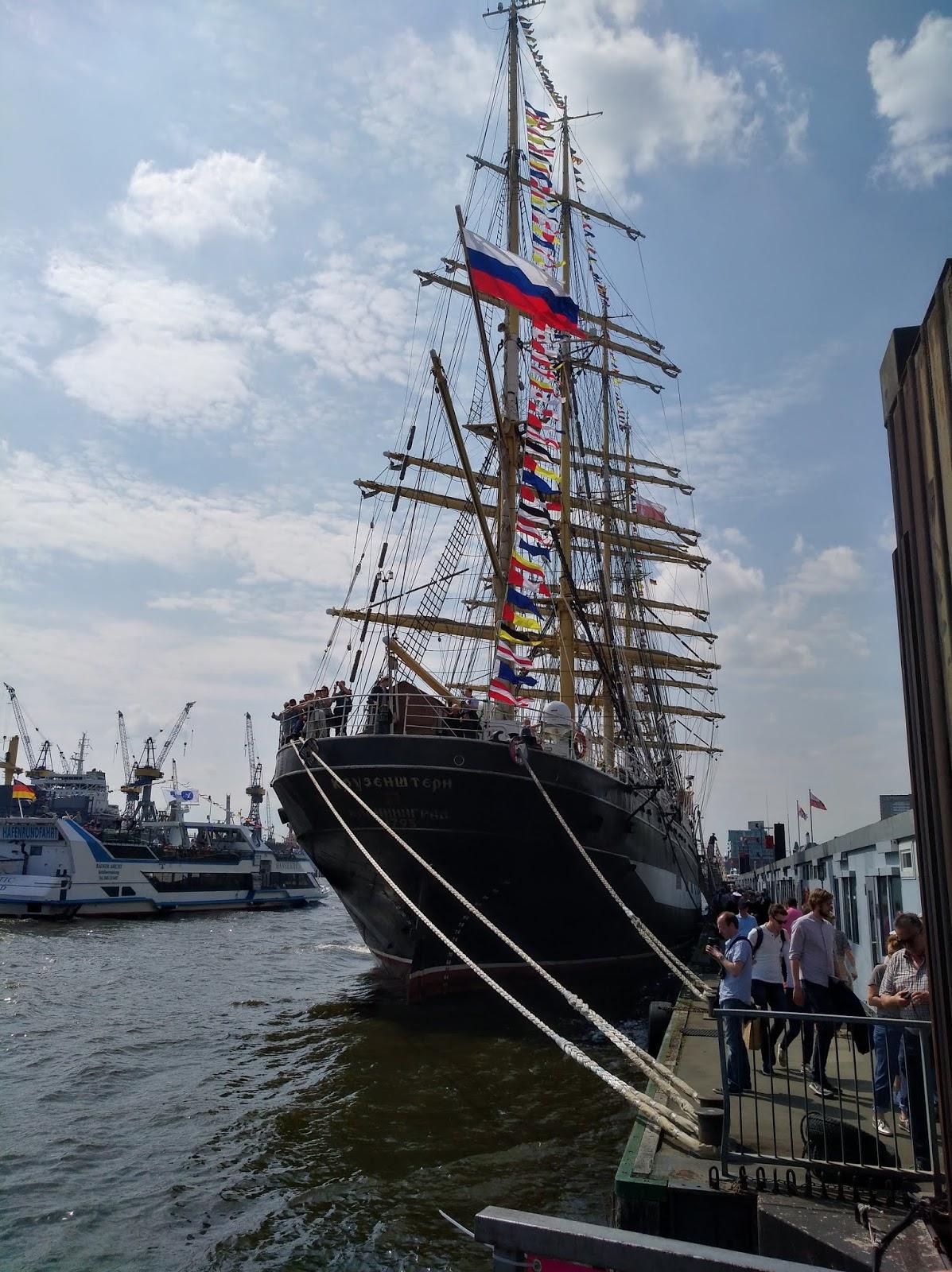 Hamburg Himmelfahrt