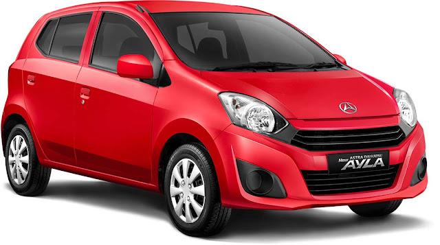 Spesifikasi dan Harga New Astra Daihatsu Ayla Type M