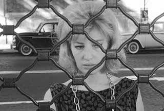 Monica Vitti in Antonioni's L'Eclisse