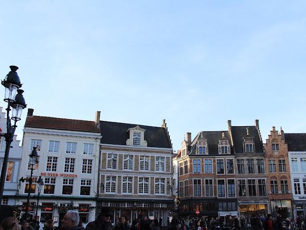 christmas in belgium part 2 : bruges et gand