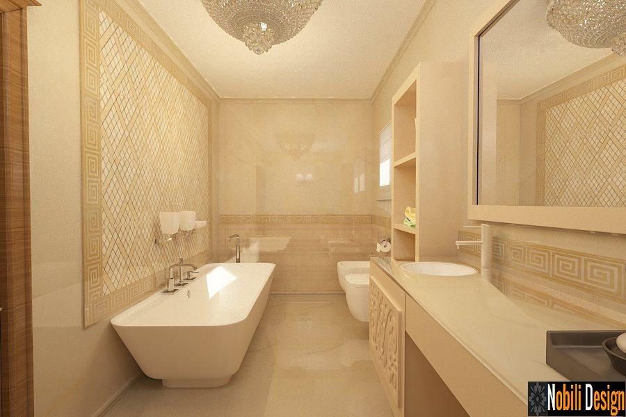 Design interior baie stil clasic Bucuresti | Servicii design interior - Arhitect - Amenajari Interioare - Bucuresti , design - interior - baie - casa - Bucuresti