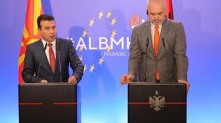 Κομισιόν: Ανοίγουν οι πύλες της ΕΕ για Σκόπια και Αλβανία