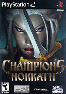 Champions of Norrath: Realms of EverQuest (PS2) 2004