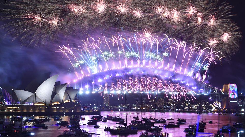 Δεν θα ειναι καθόλου Happy New Year! Ο πλανήτης υποδέχεται το 2019  δείτε τι θα γίνει στην Ελλάδα