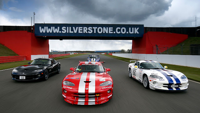 Record numbers of Vipers will be on-track at Silverstone