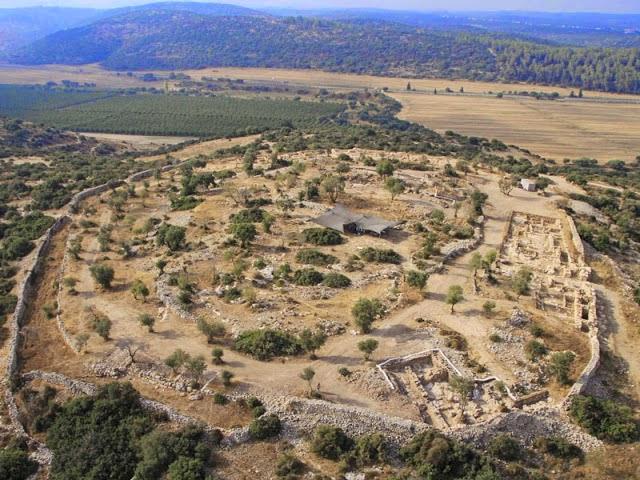 Istana Nabi Daud yang Ditemukan di Israel