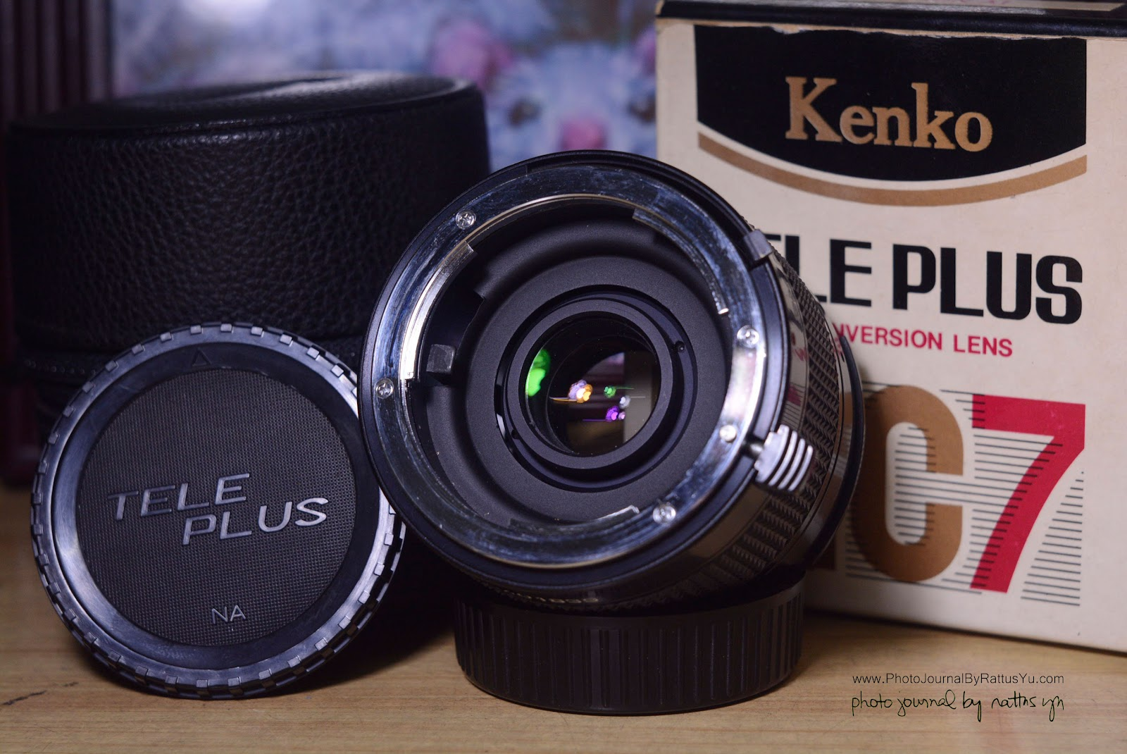 Kenko MC7 2x Tele Plus (for Nikon AI Lenses)