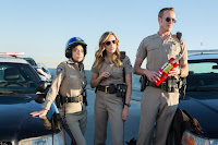 Jessica McNamee and Rosa Salazar in CHiPs (8)