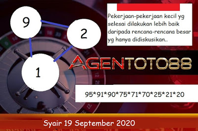 Kode syair Singapore Sabtu 19 September 2020 44