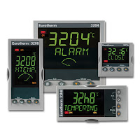 Eurotherm temperature and process controllers