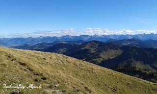 Gipfelblick vom Hochgrat