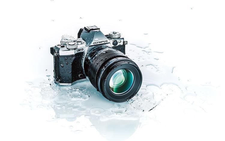 Защищенный объектив Olympus M.Zuiko 25mm f/1.2 Pro