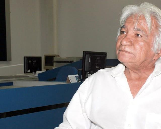 LUTO: Jornalista e escritor Herculano Moraes falece aos 73 anos em Teresina