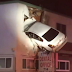 Nadrogirani vozač uspio se zabiti u stomatološku ordinaciju na drugom spratu kuće