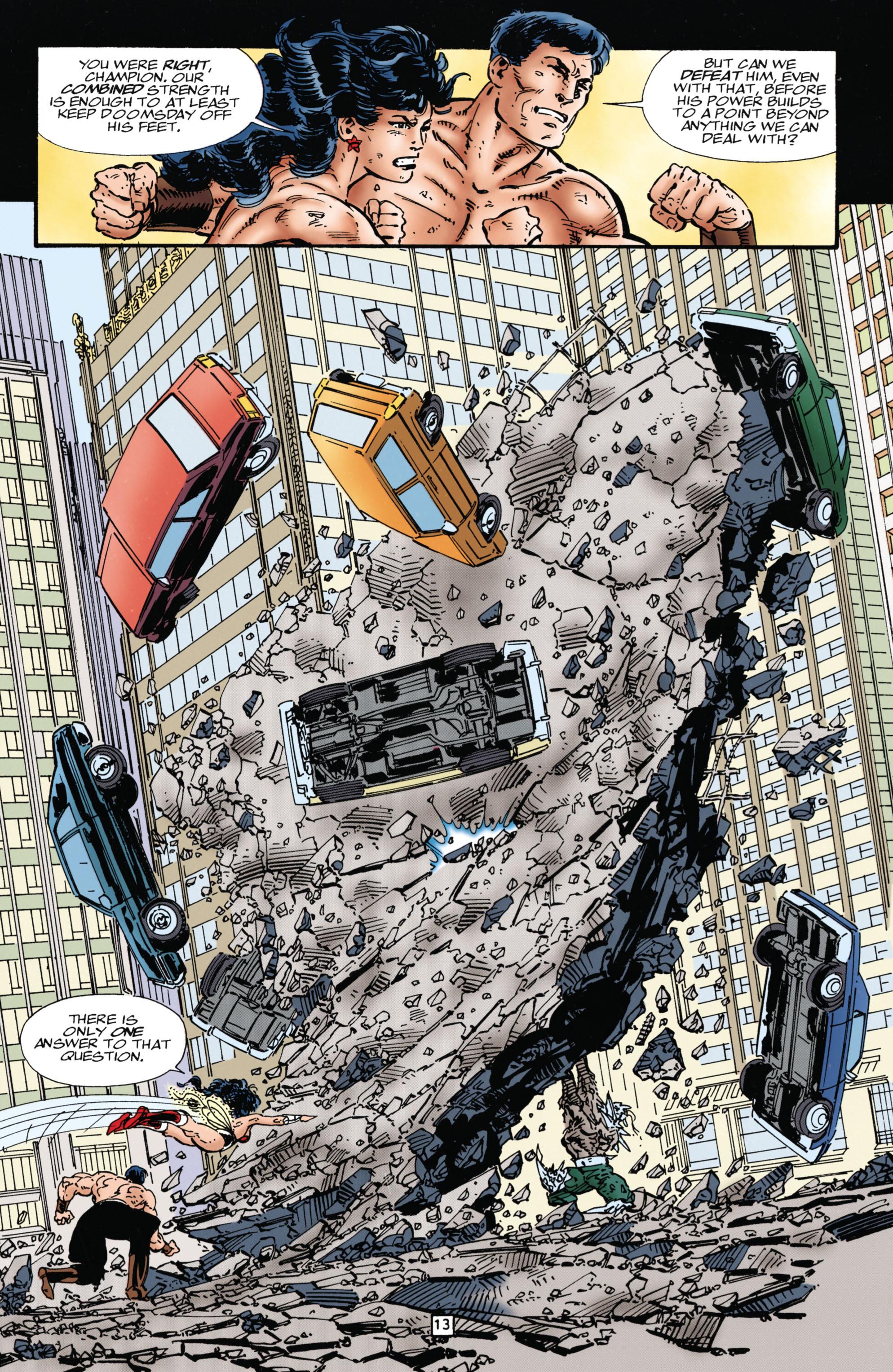 Read online Wonder Woman (1987) comic -  Issue #112 - 13