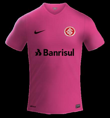 Brasfoot 2018 Camisa Internacional Outubro Rosa 2017