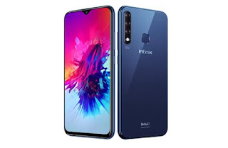 Infinix Smart 3 plus specifications and price in Nigeria and ghana