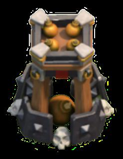Torre de Bombas nível 3 - Bomb Tower