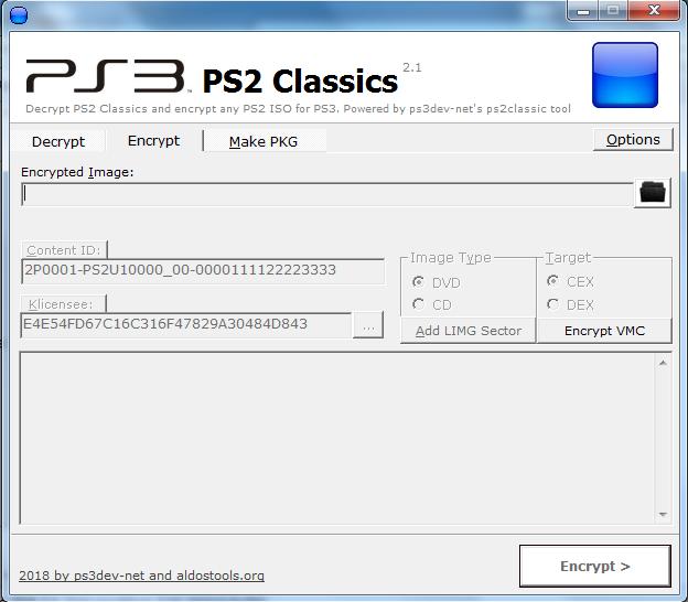 PS2 Classic GUI v2 1 (by Aldostools) - RNB GAME - SHOP
