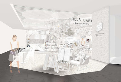 Jill Stuart Beauty & Party Cafe