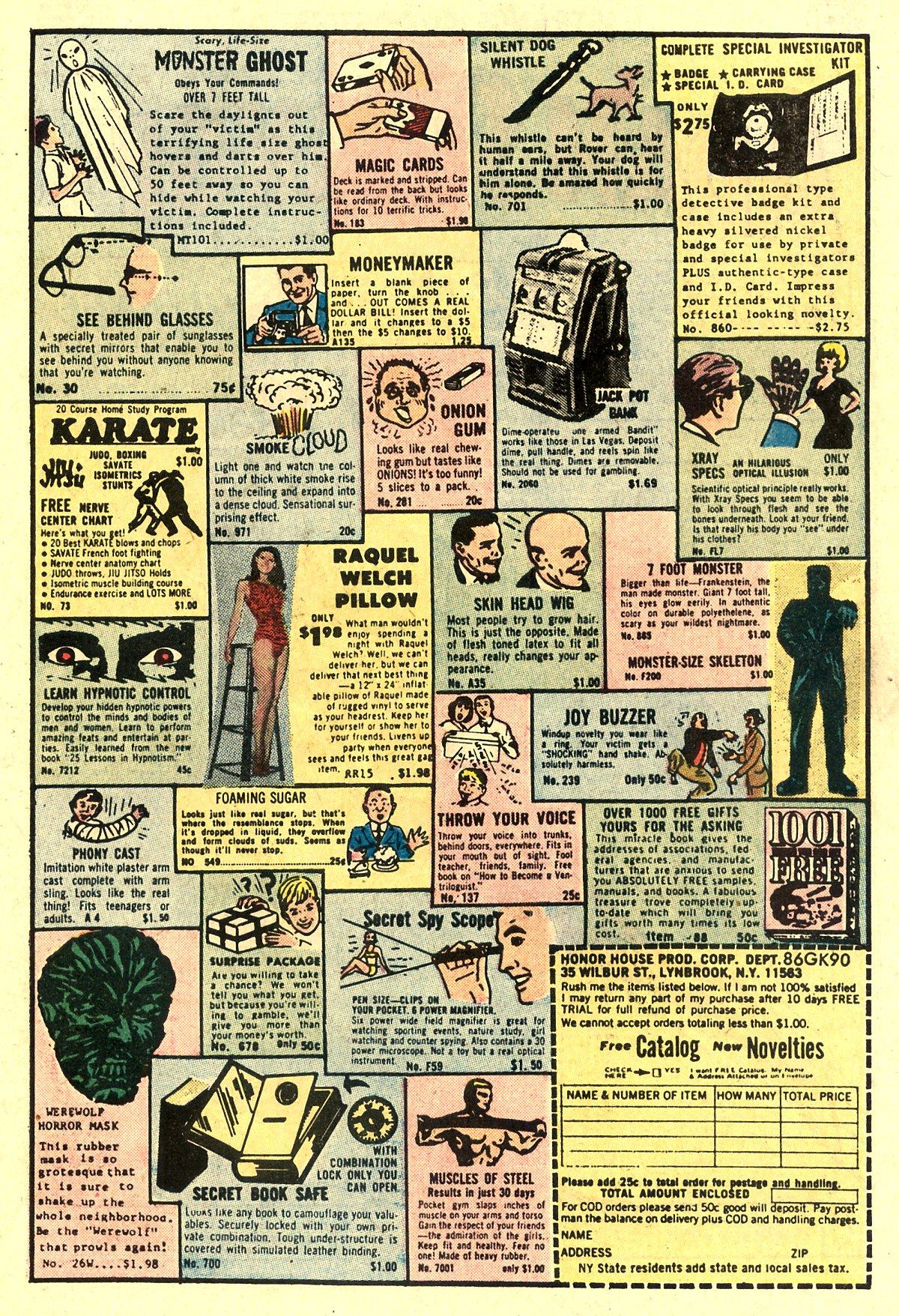 Strange Adventures (1950) issue 236 - Page 9