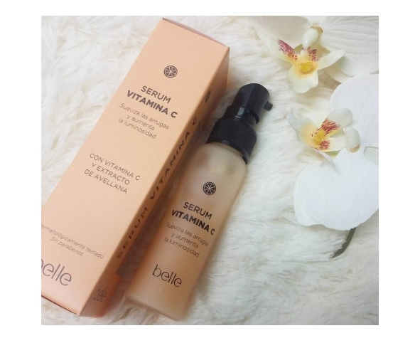 Serum vitamina C Belle cosmeticos eroski