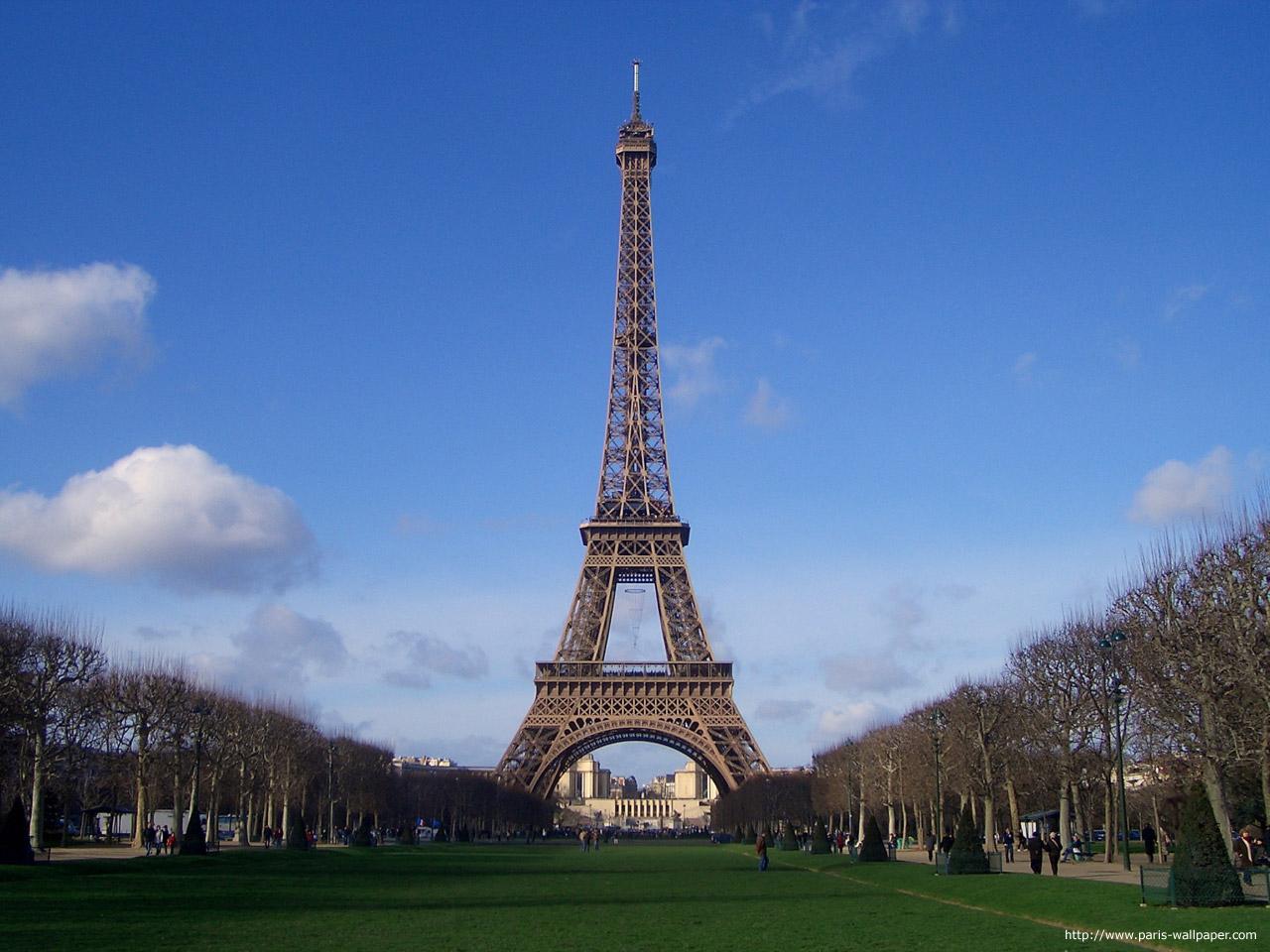 the eiffel tower paris france world. Black Bedroom Furniture Sets. Home Design Ideas