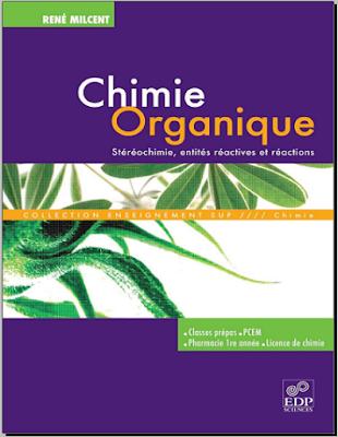 Télécharger Livre Gratuit Chimie organique - Stéréochimie, entités réactives et réactions pdf