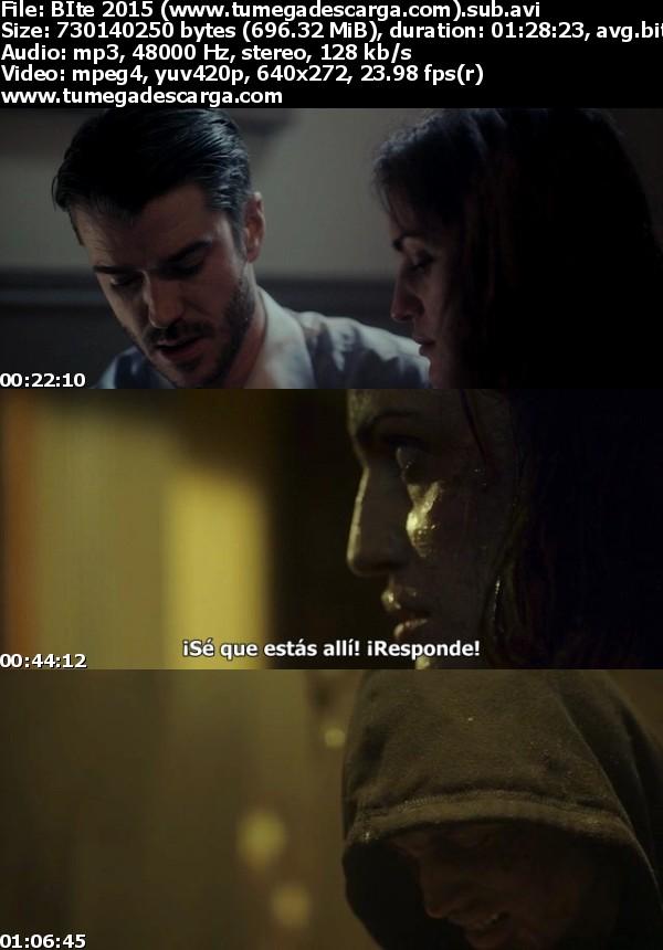 bite (2016) subtitulado
