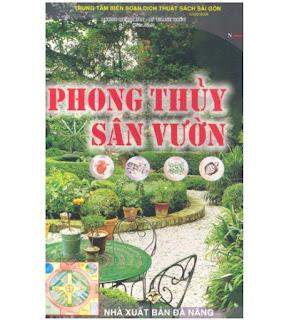 Phong thủy sân vườn