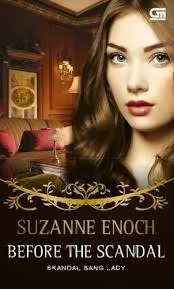 Novel Before The Scandal by Suzanne Enoch