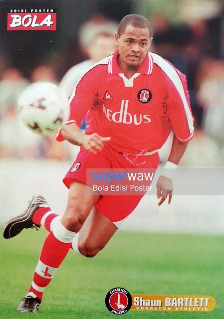 Bola Edisi Poster - Welcome FA Premiership 2001/02