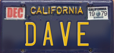 Personalised licence plates for my Tamiya Sand Scorcher RC model using Photoshop.