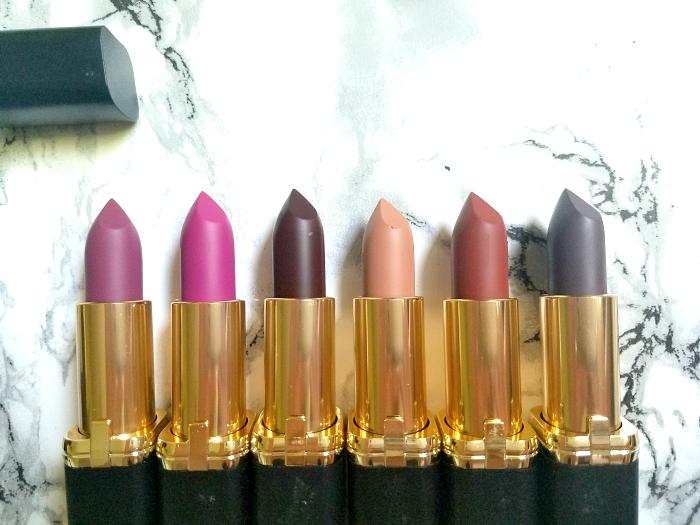 L´Oréal Paris - Color Riche Matte Magnetic Stones Collection Review & Swatches 4 - Madame Keke Beauty Blog