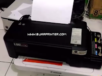 "Terbaru!! Cara Mengatasi Printer Epson L120 ""SERVICE REQUIRED"", Tanpa Software Resetter"