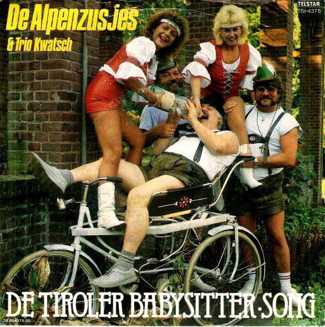 20 Ridiculously Bad Vintage Album Covers From the Netherlands