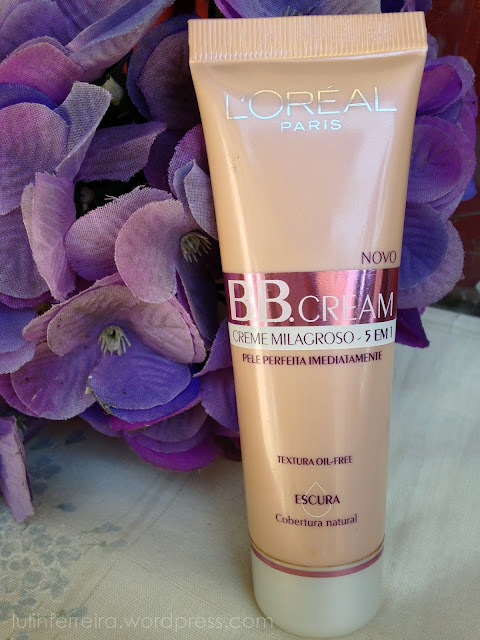 BB Cream LOréal Paris Escura